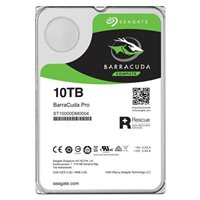 "Seagate BarraCuda Pro 10TB 7200RPM SATA III 6Gb/s 3.5"" Internal Hard Drive"