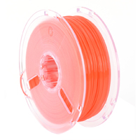 Aleph Objects 2.85mm Translucent Red PLA 3D Printer Filament - 1kg Spool (2.2 lbs.)