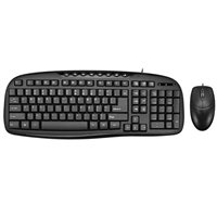 Adesso EasyTouch AKB-133CB Wired Keyboard and Mouse Combo