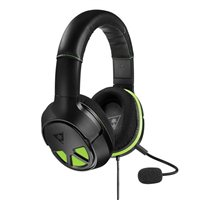 Turtle Beach Ear Force XO Three Gaming Headset - Black
