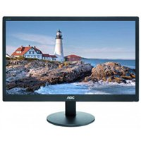 "AOC E2070SWHN 19.5"" HD+ 60Hz VGA HDMI LED Monitor"