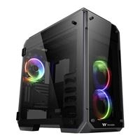Thermaltake View 71 RGB ATX Full-Tower Computer Case - Black