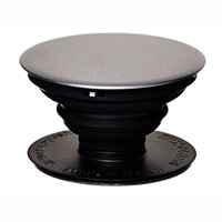 PopSockets Cell Phone Grip and Stand Aluminum - Space Gray