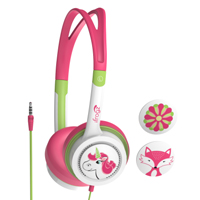 Zagg iFrogz Little Rockerz - Pink