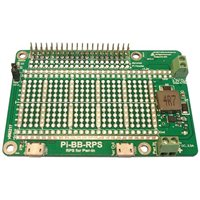 Alchemy Power Inc. Pi-BB-RPS Breadboard with Redundant Power Supply