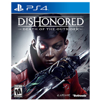 Bethesda Dishonored: Death of the Outsider (PS4)
