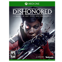 Bethesda Dishonored The Death of the Outsider (Xbox One)