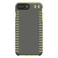 Incipio Technologies Under Armour Protect Grip Case for iPhone X - Gray/Green