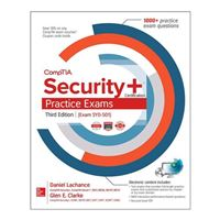 McGraw-Hill CompTIA Security+ Certification Practice Exams, Third Edition (Exam SY0-501)