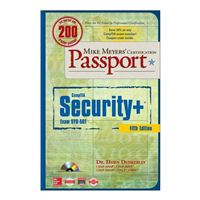 McGraw-Hill Mike Meyers' CompTIA Security+ Certification Passport, 5th Edition (Exam SY0-501)