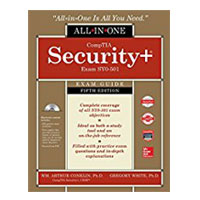 McGraw-Hill CompTIA Security+ All-in-One Exam Guide, Fifth Edition (Exam SY0-501)