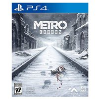 Square Enix Metro Exodus (PS4)