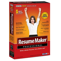 Individual Software ResumeMaker Professional Version 20