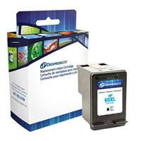 Dataproducts Remanufactured HP 65XL High Yield Black Ink Cartridge