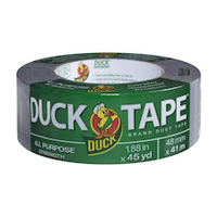 Duck Brand All Purpose Original Strength Duck Tape 1.88 in. x 135 ft.