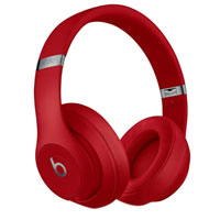 Beats Studio3 Wireless Headphones - Red