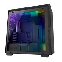NZXT H700i ATX Mid-Tower Computer Case - Black