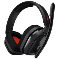 Astro Gaming A10 Gaming Headset - Grey/Red