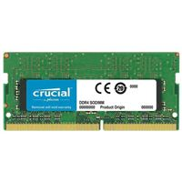 Crucial 8GB DDR4-2400 (PC4-19200) CL17 SO-DIMM Laptop Memory Module...