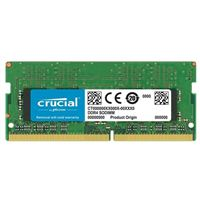 Crucial 16GB DDR4-2400 (PC4-19200) CL17 SO-DIMM Laptop Memory...