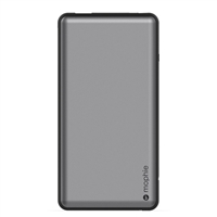 Mophie Powerstation Plus USB-A 12,000mAh Power Bank w/ Built-in Micro-USB Charging Cable - Black