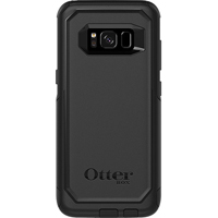 OtterBox Commuter Cover for Galaxy S8 - Black