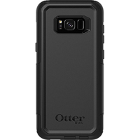 OtterBox Galaxy S8+ Commuter Series Case - Black