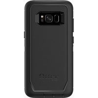 OtterBox Galaxy S8 Defender Series Case - Black