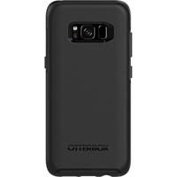 OtterBox SYMMETRY SERIES for Samsung Galaxy S8 - Retail Packaging - BLACK