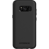 OtterBox Symmetry Series Cover for Galaxy S8+ - Black