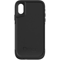 OtterBox Pursuit Case for iPhone X - Black