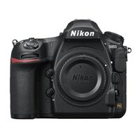 Nikon D850 45.7 Megapixel Digital SLR Camera Body Only - Black