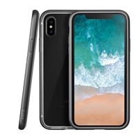 Laut ExoFrame Case for iPhone X - Black