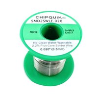 Chip Quick LF Solder Wire 99.3/0.7 Tin/Copper no-clean .020 8 ounces