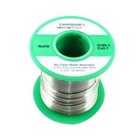Chip Quick LF Solder Wire 99.3/0.7 Tin/Copper no-clean .031 8 ounces