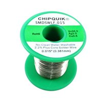Chip Quick LF Solder Wire 96.5/3/0.5 Tin/Silver/Copper no-clean .015 8 ounces
