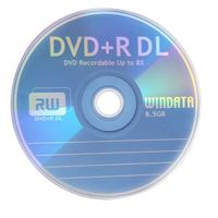 Windata DVD+R DL 8x 8.5GB/240 Minute 25-Pack Spindle