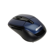 Inland 6-Button Wireless Mouse - Blue