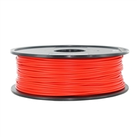 Inland 2.85mm Red PLA 3D Printer Filament - 1kg (2.2 lbs)