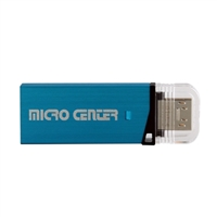 Micro Center 64GB USB 3.1 OTG Flash Drive With Micro USB Connector
