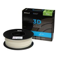 Inland 1.75mm Glow in the Dark PLA 3D Printer Filament - 1kg Spool (2.2 lbs)