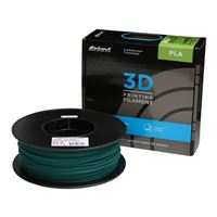 Inland 1.75mm Green PLA 3D Printer Filament - 1kg Spool (2.2 lbs)