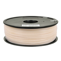 Inland 1.75mm Natural ABS 3D Printer Filament - 1kg Spool (2.2 lbs)