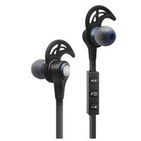 Sentry BT550 Sync Bluetooth Earbuds w/ Mic - Black