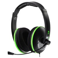 Turtle Beach Ear Force XL1 Analog Xbox 360 Gaming Headset (Refurbished) - Black