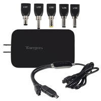 Targus Super Slim 90W Universal notebook Adapter (Refurbished)