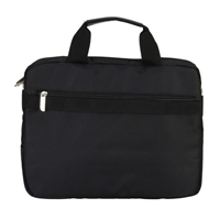 "Inland Laptop Briefcase For Screens up to 15.6"" - Black"