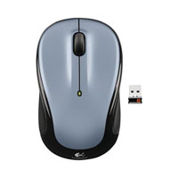 Logitech M325 Wireless Optical Mouse Refurbished - Silver