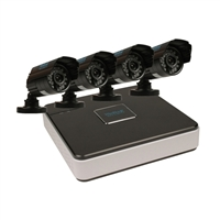 WinBook Security DVR & Camera Kit