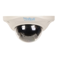 WinBook Security Hi-Resolution Dome Security Camera